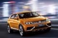Картинка Concept, Volkswagen, концепт, передок, фольксваген, CrossBlue
