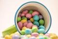 Картинка макро, конфеты, кружка, разноцветные