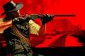 Картинка дорога, Red Dead Redemption, John Marston, Джон Марстон, Америке, XX века