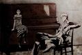 Картинка пианино, блич, ичиго куросаки