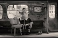 Картинка мультфильм, пластилиновый, мэри и макс, мужик в метро
