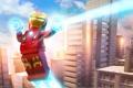 Картинка Лего, Железный человек, Iron man, game wallpapers, супергерои, Марвел, LEGO: Marvel Super Heroes