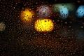 Картинка огни, дождь, rain