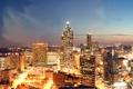 Картинка city, город, USA, США, Georgia, Атланта, Atlanta