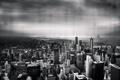 Картинка Чикаго, Мичиган, Небоскребы, Здания, Высота, Америка, Иллинойс