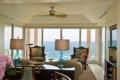 Картинка дизайн, ocean views from the livingroom, вилла, жилая комната, дом, интерьер, стиль
