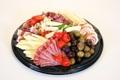 Картинка сыр, оливки, колбаса, маслины, ветчина