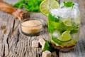 Картинка wood, drink, mojito