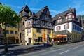 Картинка дорога, улица, дома, Германия, Cochem