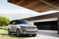 Картинка авто, внедорожник, Land Rover, Range Rover, ленд ровер, рендж ровер