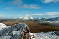 Картинка snow, ireland, iveragh peninsula, muntain