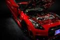 Картинка Nissan GT-R, тюнинг, ниссан, Spec-V, двигатель