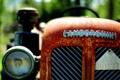 Картинка Lamborghini, ржавчина, трактор, tractor, rust, first tractor with 4WD