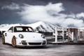 Картинка белый, горы, 911, 997, Porsche, white, порше