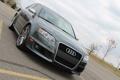 Картинка компактный, автомобиль, тюнинг, Audi RS4, фон, престижный, спортивно-ориентированный