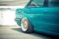 Картинка бмв, BMW, bbs, E30, диск. литье