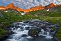 Картинка горы, природа, ручей, речка, San Juan Mountains