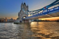 Картинка England, река, Tower Bridge, River Thames, Темза, Лондон, Англия