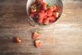 Картинка ягоды, клубника, красные