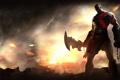 Картинка игра, меч, Kratos, God of War