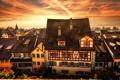 Картинка обработка, Коммуна в Швейцарии, Rapperswil-Jona, Рапперсвиль-Йона, Old Town View