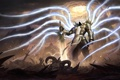Картинка ангел, меч, diablo, рпг, Tyrael, Archangel of Justice