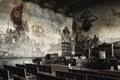 Картинка комната, стена, картина, разное, сидения