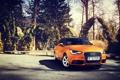 Картинка Audi, Ауди, Оранжевый, Sportback
