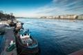 Картинка река, порт, Russia, набережная, питер, санкт-петербург, нева