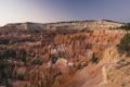 Картинка деревья, природа, скалы, каньон, США