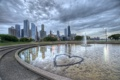 Картинка Чикаго, Иллинойс, Chicago, Illinois, Skyline, usa, Skyscrapers