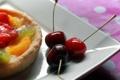 Картинка ягоды, еда, тарелка