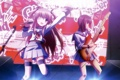 Картинка гитара, концерт, yui, iwasawa, Angel beats!