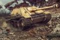 Картинка Германия, танк, танки, Germany, WoT, Мир танков, Jagdpanther