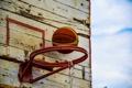 Картинка стиль, мяч, кольцо, баскетбол