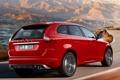 Картинка дорога, скорость, Volvo, вид сзади, R-design, XC60