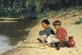 Картинка Рыбачки, 1846-1920, Владимир Маковский