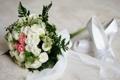 Картинка цветы, розы, букет, flowers, туфелька, bouquet of roses, slipper