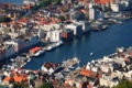 Картинка дома, яхты, порт, залив, tiltshift