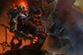 Картинка World of Warcraft, warlords of draenor, Warlord, Blackrock Clan