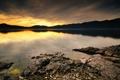 Картинка горы, природа, озеро, берег
