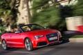 Картинка купе, скорость, кабриолет, coupe, RS 5