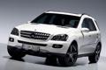 Картинка белый, Mercedes, ml350