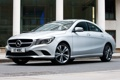 Картинка Mercedes-Benz, автомобиль, мерс, передок, CLA 180