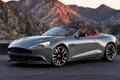Картинка Aston Martin, астон мартин, US-spec, 2013, Vanquish, ванквиш, Volante