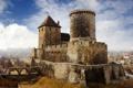 Картинка замок, стены, башня, Польша, Castle Bedzin