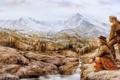 Картинка Луис Ройо, Luis Royo, живопись, картина, painting
