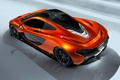 Картинка Concept, McLaren, Авто, Машина, Концепт, Оранжевый, Купэ
