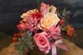 Картинка Букет, Цветы, Тюльпаны, фото, Гиацинты, Розы