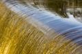 Картинка вода, блеск, водопад, поток